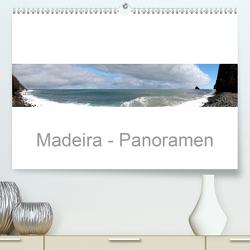Madeira – Panoramen (Premium, hochwertiger DIN A2 Wandkalender 2020, Kunstdruck in Hochglanz) von Pocketkai