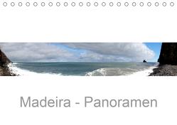 Madeira – Panoramen (Tischkalender 2020 DIN A5 quer) von Pocketkai