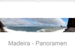 Madeira – Panoramen (Wandkalender 2019 DIN A3 quer) von Pocketkai