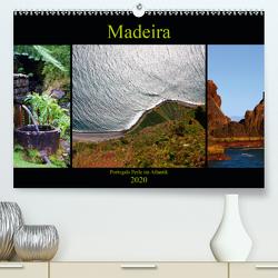 Madeira – Portugals Perle im Atlantik (Premium, hochwertiger DIN A2 Wandkalender 2020, Kunstdruck in Hochglanz) von Seidl,  Helene