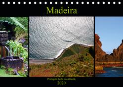 Madeira – Portugals Perle im Atlantik (Tischkalender 2020 DIN A5 quer) von Seidl,  Helene