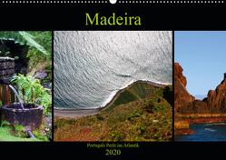 Madeira – Portugals Perle im Atlantik (Wandkalender 2020 DIN A2 quer) von Seidl,  Helene