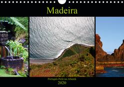 Madeira – Portugals Perle im Atlantik (Wandkalender 2020 DIN A4 quer) von Seidl,  Helene