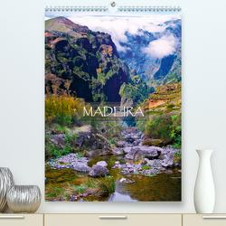 MADEIRA (Premium, hochwertiger DIN A2 Wandkalender 2021, Kunstdruck in Hochglanz) von Bonn,  BRASCHI