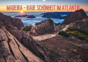 MADEIRA – RAUE SCHÖNHEIT IM ATLANTIK (Wandkalender 2020 DIN A2 quer) von Claude Castor,  Jean
