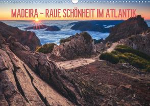 MADEIRA – RAUE SCHÖNHEIT IM ATLANTIK (Wandkalender 2020 DIN A3 quer) von Claude Castor,  Jean