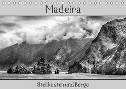 Madeira – Steilküsten und Berge (Tischkalender 2019 DIN A5 quer) von Werner Partes,  Hans