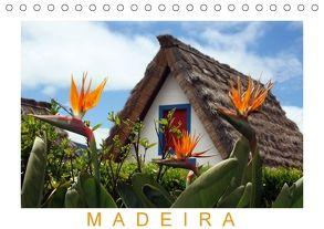 Madeira (Tischkalender 2018 DIN A5 quer) von Fietzek,  Thomas