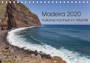 Madeira – Vulkanschönheit im Atlantik (Tischkalender 2020 DIN A5 quer) von Hecker,  Rolf