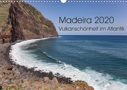 Madeira – Vulkanschönheit im Atlantik (Wandkalender 2020 DIN A3 quer) von Hecker,  Rolf