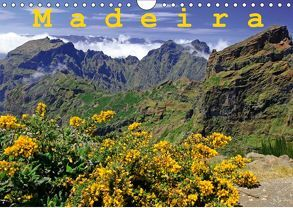 Madeira (Wandkalender 2018 DIN A4 quer) von Lielischkies,  Klaus