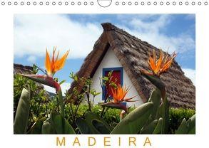 Madeira (Wandkalender 2018 DIN A4 quer) von Fietzek,  Thomas