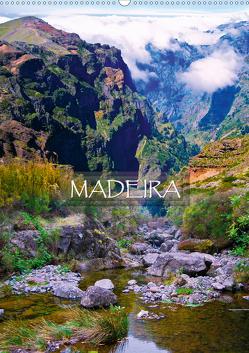 MADEIRA (Wandkalender 2021 DIN A2 hoch) von Bonn,  BRASCHI
