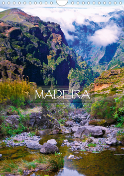 MADEIRA (Wandkalender 2021 DIN A4 hoch) von Bonn,  BRASCHI