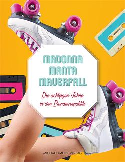 Madonna Manta Mauerfall von Reinbold,  Michael