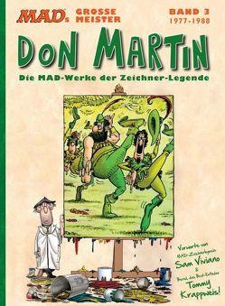 MADs große Meister: Don Martin von DeBartolo,  Dick, Martin,  Don, Viviano,  Sam