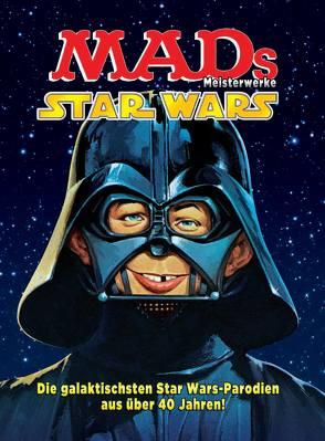 MADs Meisterwerke: Star Wars von Dinter,  Stefan, Diverse, Naatz,  Armer, Ulinski,  Mathias