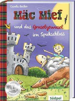 Mäc Mief und das Gruselgewusel im Spukschloss von Becker,  Carola, Krabbe,  Ina