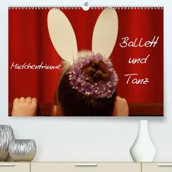 Mädchenträume – Ballett und Tanz (Premium, hochwertiger DIN A2 Wandkalender 2020, Kunstdruck in Hochglanz) von Kapp,  Lilo