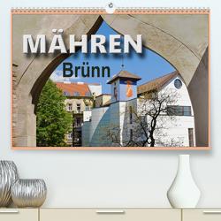 Mähren – Brünn (Premium, hochwertiger DIN A2 Wandkalender 2020, Kunstdruck in Hochglanz) von Flori0