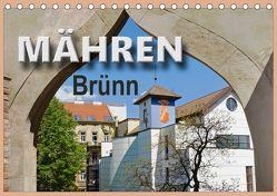 Mähren – Brünn (Tischkalender 2018 DIN A5 quer) von Flori0,  k.A.