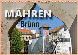 Mähren – Brünn (Tischkalender 2019 DIN A5 quer) von Flori0