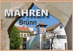 Mähren – Brünn (Wandkalender 2018 DIN A2 quer) von Flori0,  k.A.