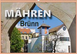 Mähren – Brünn (Wandkalender 2019 DIN A2 quer) von Flori0
