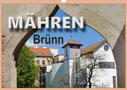 Mähren – Brünn (Wandkalender 2021 DIN A3 quer) von Flori0