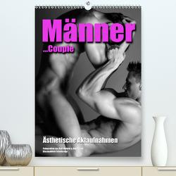 Männer… Couple (Premium, hochwertiger DIN A2 Wandkalender 2021, Kunstdruck in Hochglanz) von Fotodesign,  Black&White, Wehrle und Uwe Frank,  Ralf