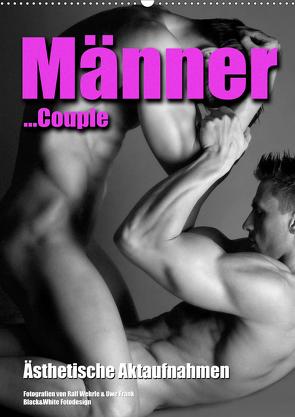 Männer… Couple (Wandkalender 2020 DIN A2 hoch) von Fotodesign,  Black&White, Wehrle und Uwe Frank,  Ralf