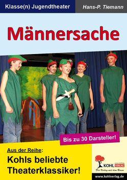 Männersache von Tiemann,  Hans-Peter