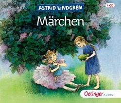 Märchen (4 CD) von Kapoun & Hedwig Kronnerwetter,  Senta, Kornitzky,  Anna-Liese, Lindgren,  Astrid, Peters,  Karl Kurt, Steffen,  Manfred
