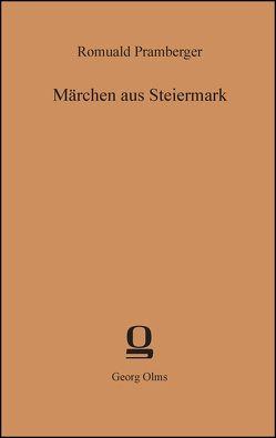 Märchen aus Steiermark von Pramberger,  Romuald