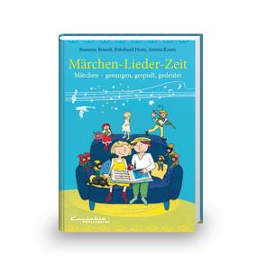 Märchen-Lieder-Zeit von Brandt,  Susanne, Horn,  Reinhard, Krenz,  Armin