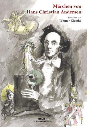 Märchen von Hans Christian Andersen von Andersen,  Hans Christian, Haberzettl,  Matthias, Klemke,  Werner, Leonhardt,  Albrecht