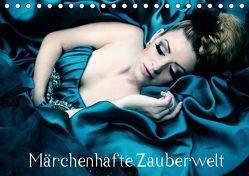 Märchenhafte Zauberwelt (Tischkalender 2019 DIN A5 quer) von Mayer Photography,  Stephanie