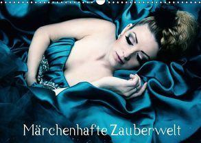 Märchenhafte Zauberwelt (Wandkalender 2018 DIN A3 quer) von Mayer Photography,  Stephanie