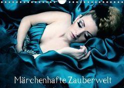Märchenhafte Zauberwelt (Wandkalender 2018 DIN A4 quer) von Mayer Photography,  Stephanie