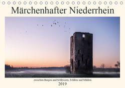Märchenhafter Niederrhein (Tischkalender 2019 DIN A5 quer) von Lott,  Werner