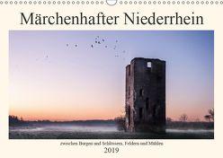 Märchenhafter Niederrhein (Wandkalender 2019 DIN A3 quer) von Lott,  Werner