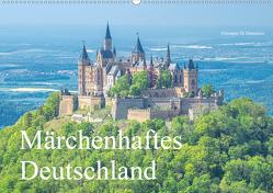 Märchenhaftes Deutschland (Wandkalender 2019 DIN A2 quer) von Di Domenico,  Giuseppe