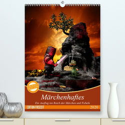 Märchenhaftes (Premium, hochwertiger DIN A2 Wandkalender 2020, Kunstdruck in Hochglanz) von Buch,  Norbert