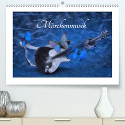 Märchenmusik (Premium, hochwertiger DIN A2 Wandkalender 2021, Kunstdruck in Hochglanz) von glandarius,  Garrulus