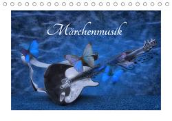 Märchenmusik (Tischkalender 2021 DIN A5 quer) von glandarius,  Garrulus
