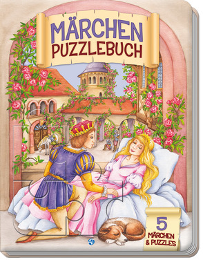 Märchenpuzzlebuch