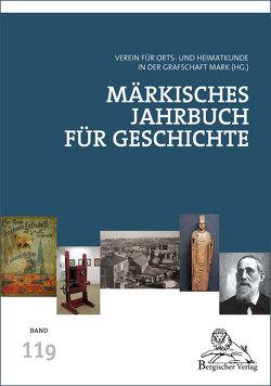 Märkisches Jahrbuch für Geschichte 119 von Thier,  Dietrich