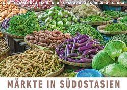 Märkte in SüdostasienAT-Version (Tischkalender 2018 DIN A5 quer) von Ristl,  Martin