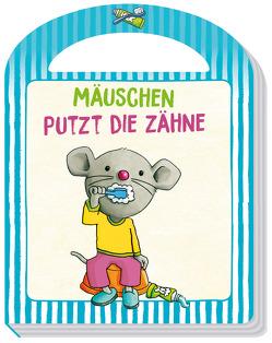 Mäuschen putzt die Zähne von Bensch,  Katharina, Brüggemann,  Vera