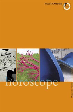Magazin der Fakultät für Innenarchitektur von Schmid,  Kurt, Stauss,  Kilian
